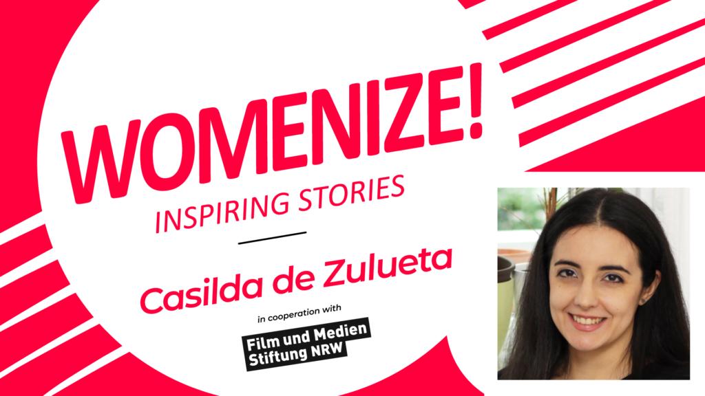 Casilda de Zulueta – Womenize! – Inspiring Stories