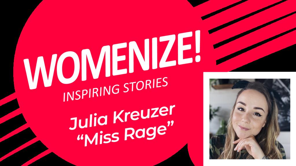 Julia Kreuzer – Womenize! – Inspiring Stories