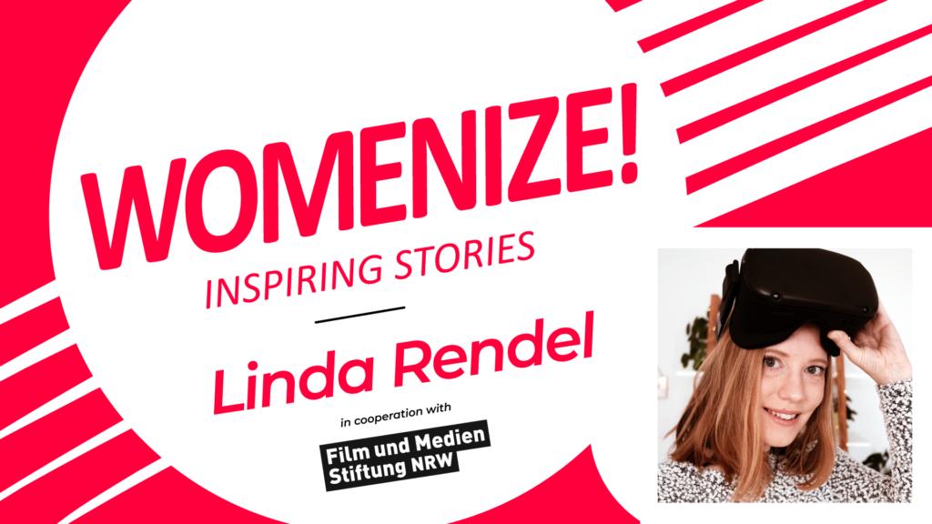 Linda Rendel – Womenize! – Inspiring Stories
